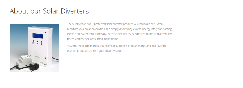 SolarDiverters
